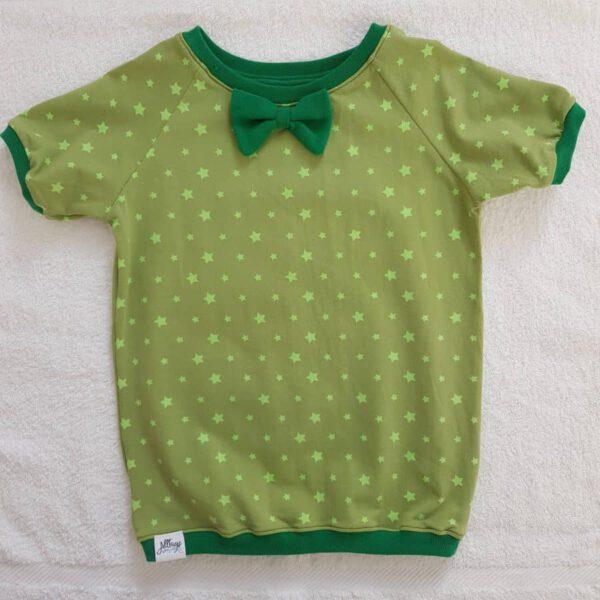 grünes T-Shirt für Kinder