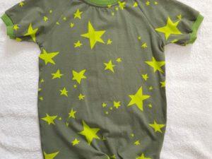 Sternen-Shirt Gr. 122