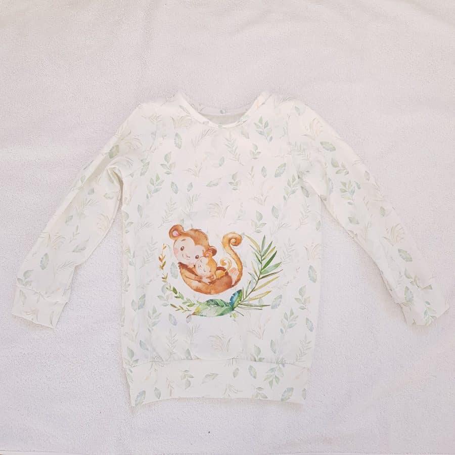 (Schlaf)Pullover & Kleidchen