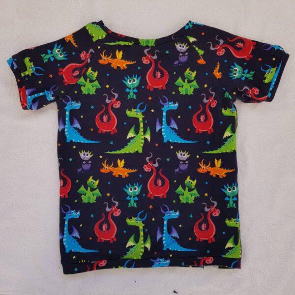 Drachenshirt für Kinder