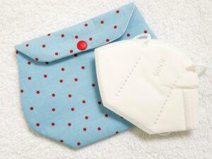 Individuelle FFP2-Masken-Tasche